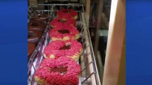 Tim Hortons poppy doughnut creates social media stir
