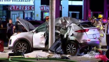 Witnesses of triple-fatal Brampton collision recount trying