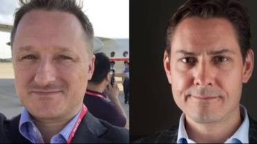 Australia 'concerned' about 2 Canadians detained in China