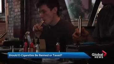 FDA calls teen vaping an 'epidemic,' weighs flavour ban