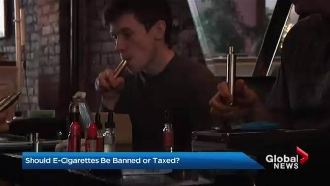 Health Canada failing to address dangers of growing vaping
