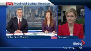 What budget 2016 means for Alberta families