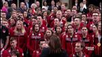 2018 Olympic Athletes welcomed into House of Commons