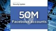 Play video: Facebook security breach affects 50 million users