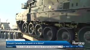 Is it time to reinvest in Canada's military?