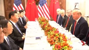 Trump says he has 'incredible relationship' with Xi