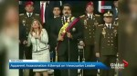 Venezuelan president claims to be survivor of assassination attempt