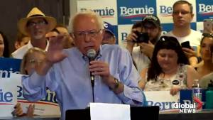 Bernie Sanders never thought he'd hear 'ugly, racist remarks' coming from U.S. president