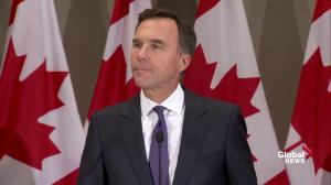 Government has not reached a conclusion on the exact response to Trans Mountain ruling