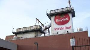 Campbell's Soup factory in Etobicoke to close