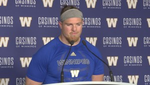 RAW: Blue Bombers Adam Bighill – May 24