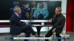 Chris Hadfield on what the future of Space Exploration will be like