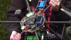 SFU student drone team competing this spring