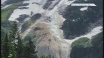 Spectacular avalanche captured in Washington state's Cascade Pass area