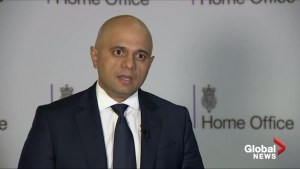 Border force boats to be redeployed to English Channel, says British home secretary