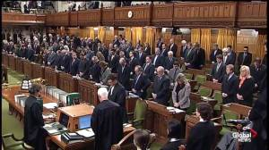 Moment of silence for Auschwitz in House of Commons