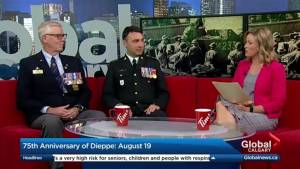 Members of the KOCR travel to France for Dieppe (06:01)