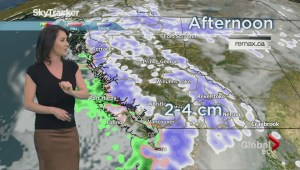 BC Evening Weather Forecast: Feb 22