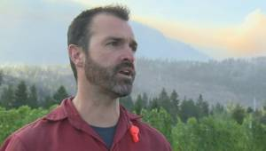 Eagle Bluff wildfire: Extended interview with BC Wildfire Service