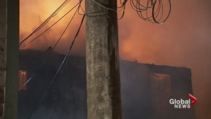Alert witnesses prevent Vancouver fire from flaring up worse