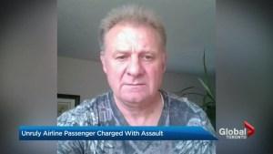 Hamilton man arrested for altercation with flight attendant on Air Canada flight
