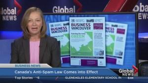 BIV: Canada's anti-spam law comes into effect