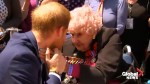 Prince Harry reunited with 98-year old war widow in Sydney, introduces her to Meghan