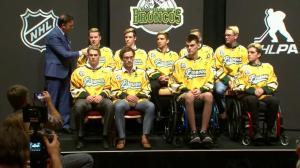 Humboldt Broncos player announces he's returning to play for team