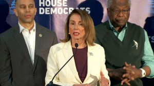 Pelosi accuses attorney general William Barr of 'going off the rails,' rebukes testimony