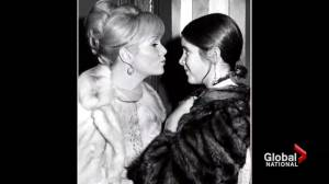 Debbie Reynolds dies a day after her daughter, Carrie Fisher