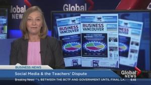 BIV: Social media and the teachers' dispute