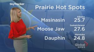 Your full weather forecast with Tiffany Lizée