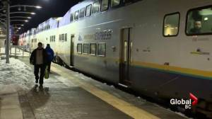 Metro Vancouver mayors fed up with West Coast Express delays