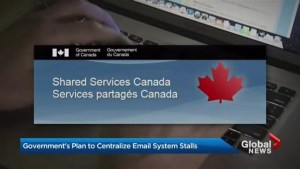 Stalled government email project costs taxpayers $100 million