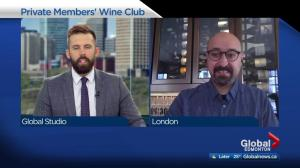 Gurvinder Bhatia shows off the perks of a private members wine Club