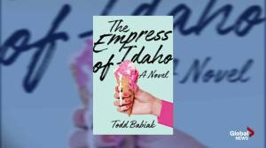 Todd Babiak on new coming-of-age book 'The Empress of Idaho'