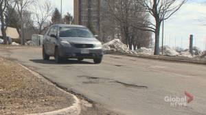 Eight roads in New Brunswick make list of worst roads in Atlantic Canada