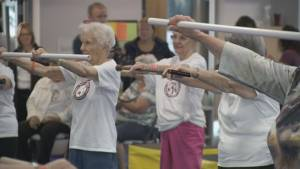 New program aims to help seniors with gymnastics