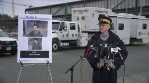 RCMP still seeking suspect in Scott Road SkyTrain station shooting