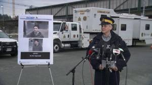 RCMP still seeking suspect in Scott Road SkyTrain station shooting