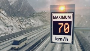 Variable speed limit problems