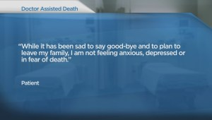 Manitoba resident granted right to die by doctor assisted death