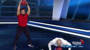 Fit Tips with Blitz Conditioning: 4 slam ball exercises