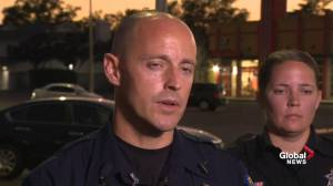 Police in California provide details of shooting that left 1 officer injured