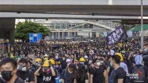 United States upgrades travel warning for Hong Kong