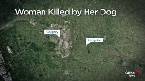49-year-old woman dies after being attacked by her dog, RCMP say