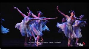 Alberta Ballet present's A Midsummer Night's Dream