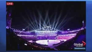 Olympic winter Games underway in Pyeongchang, South Korea