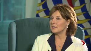 Premier addresses drug crisis in B.C.