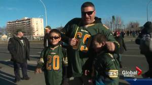 Are Eskimos worried about attendance numbers?